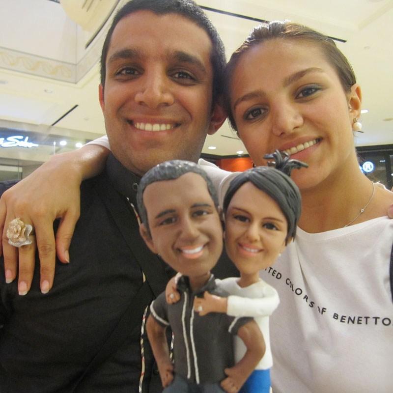 Портретные куклы по фотографии / Статуэтки по фотографии на заказ  Артикул 591436135210