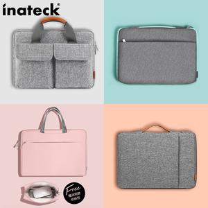 inateck电脑包适用苹果pro16寸13.3/14/15.6华为男女笔记本手提包
