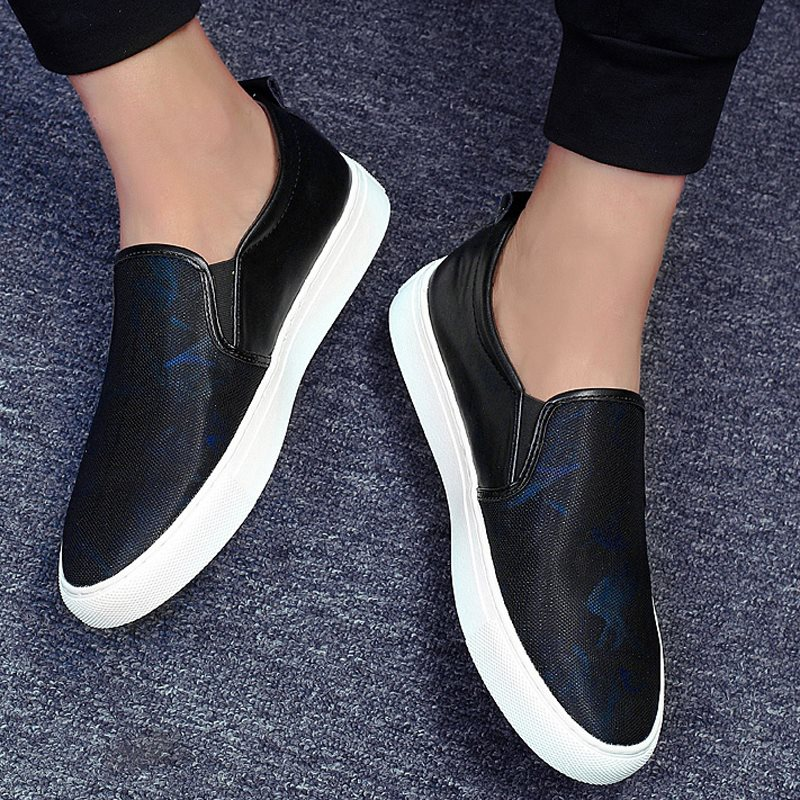 One step lazy shoes, waterproof shoes in rainy days, mens shoes, teenagers shoes, one step lazy shoes, leisure shoes without laces