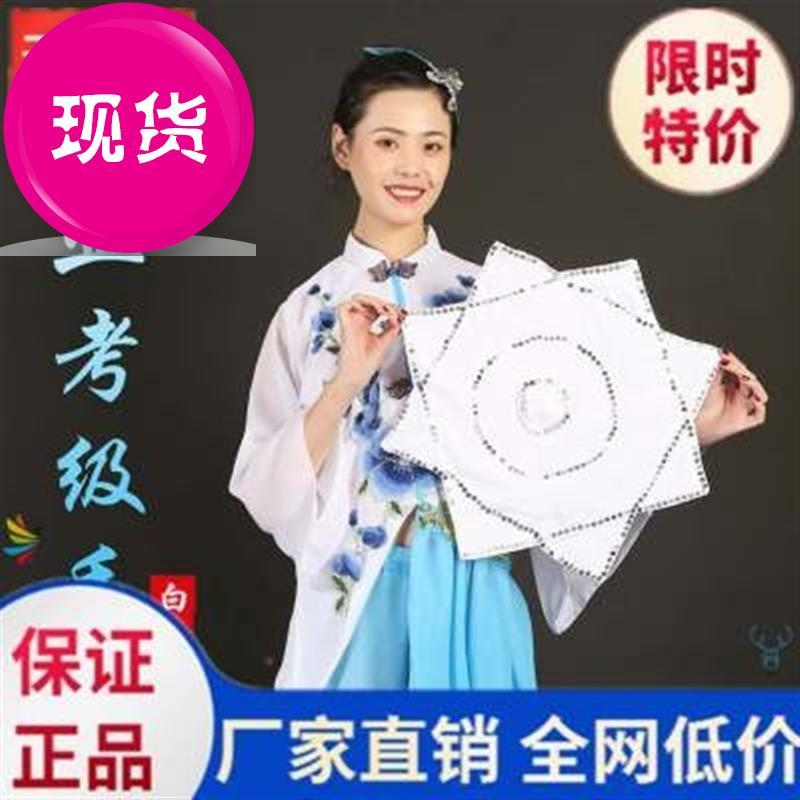 。手帕r红色舞蹈用品中国风表演民间舞国风手拿老款扭秧歌特色大