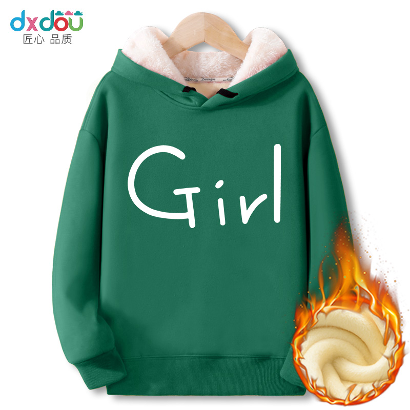 Childrens winter clothes 12-15 years old girls Korean childrens fashion girls clothes