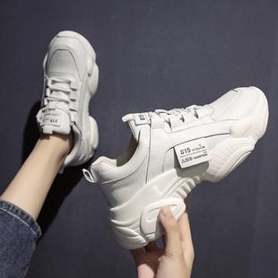 步斐迪老爹2019夏季新款透气女鞋