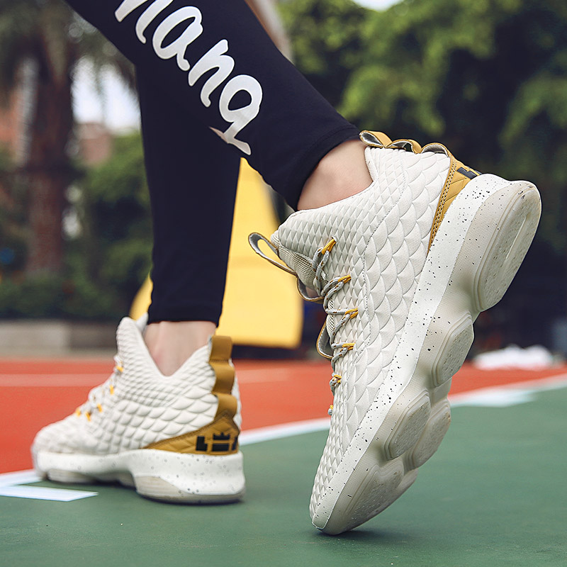 Authentic AON stepping on snow 2020 new high top tennis shoes for men and women couple basketball shoes for middle school students