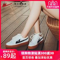 BZ9A1CM9秋新牛皮革粗跟单鞋2019百丽英伦风乐福鞋女