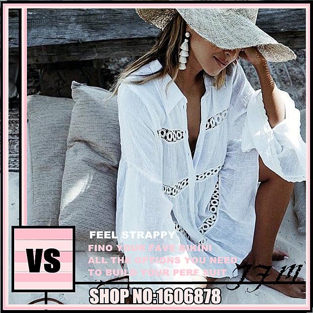 中国开衫宽松度假外套罩衫裙的秘密性感镂空显瘦维多VS喇叭袖利亚