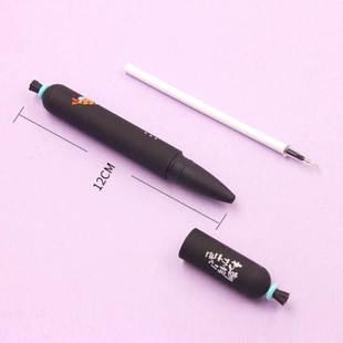 文具学生潮流签名卡通工具香肠笔可爱书写办公糖果笔少女心学习