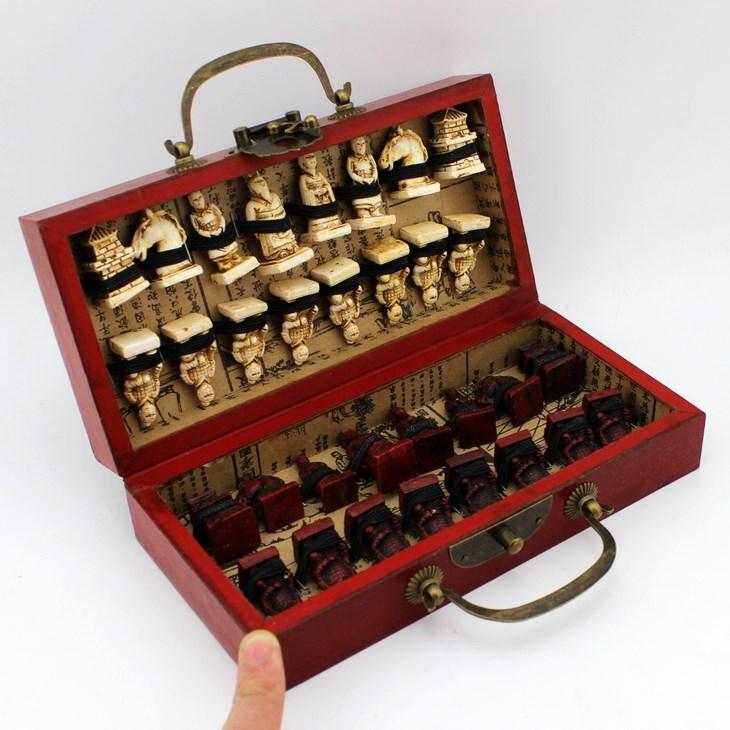 Китайские шахматы / Шахматы Артикул 594649863196