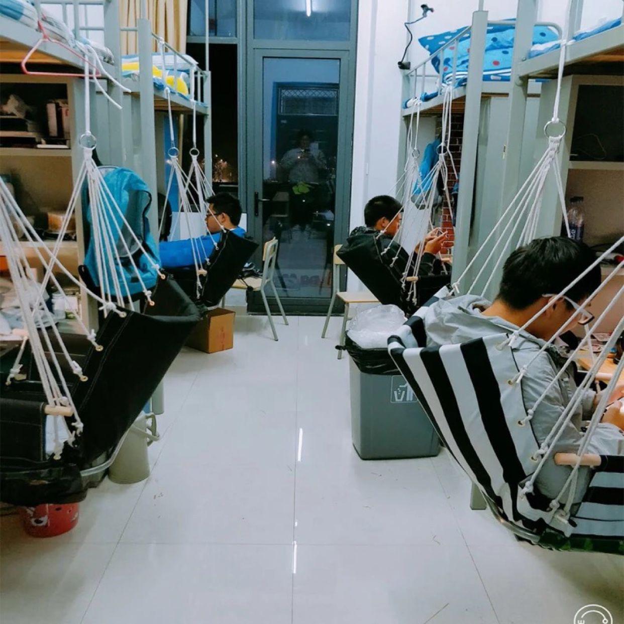 寝室省空间户外吊椅座椅经济型吊篮迷你椅子摇篮北欧大学生室内学限6000张券