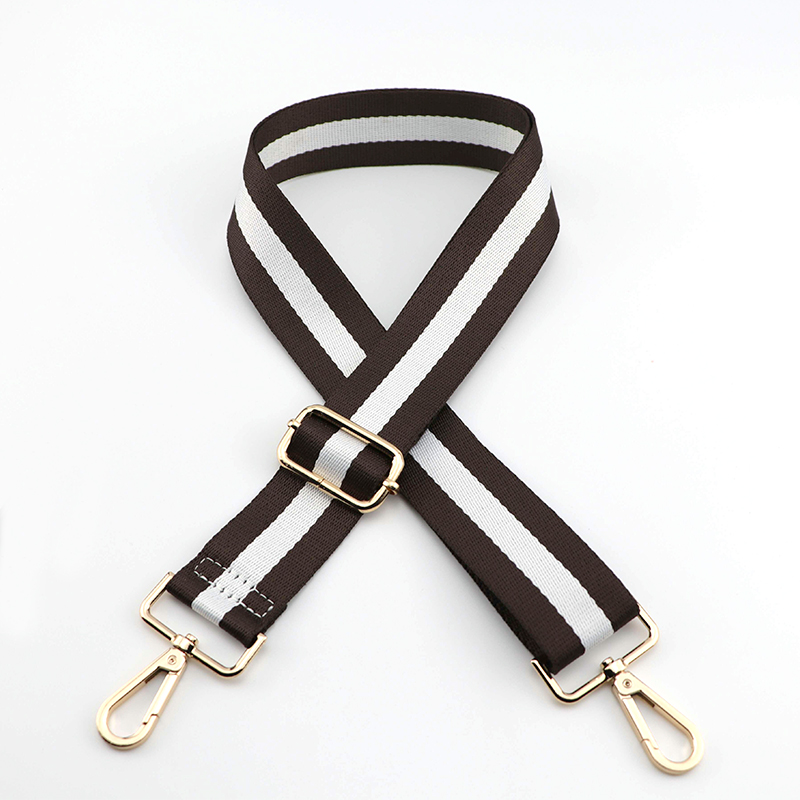 Bag replacement wide shoulder pink wide bag shoulder strap accessories crossbite wide canvas woven student detachable