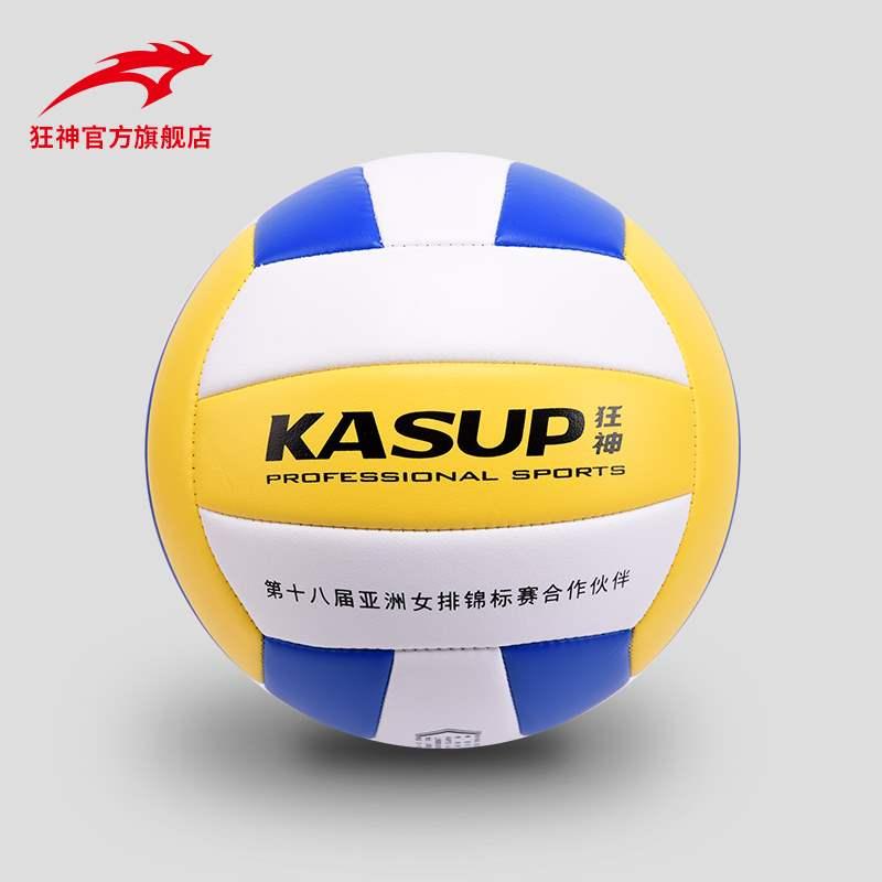 初学者男女专用排球中考学生球软式排球青少年训练硬式排球