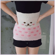 . thickened soft breast-feeding belt during pregnancy, soft sleep in autumn and winter, warm stomach