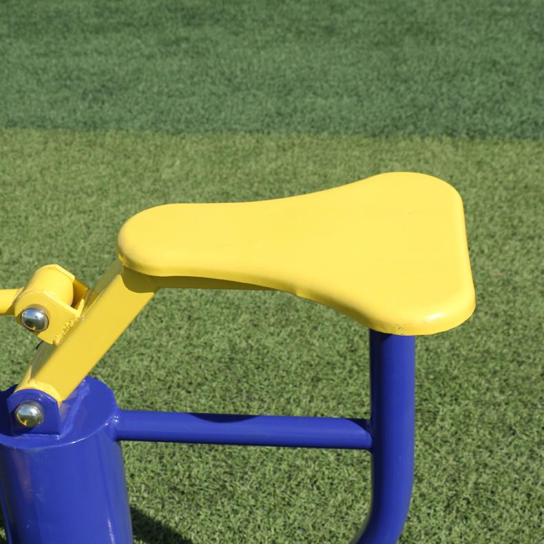 室外健身器材单人骑马机老人公园广场户外健骑机小区健身路径设施
