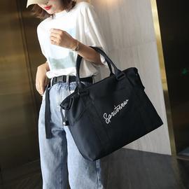 短途旅行包女包手提大容量轻便运动健身包行李包防水女士旅游包袋