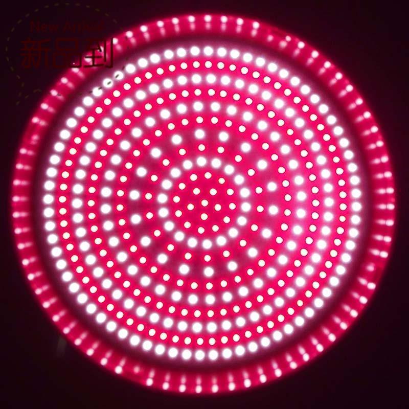 聚光led生鲜灯夜市鲜肉灯补光发光暖光灯珠熟食b灯菜市场红圆罩