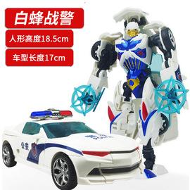 變形車變形機器人金剛機器人兒童玩貝車男孩賽車小孩汽車模型專區圖片
