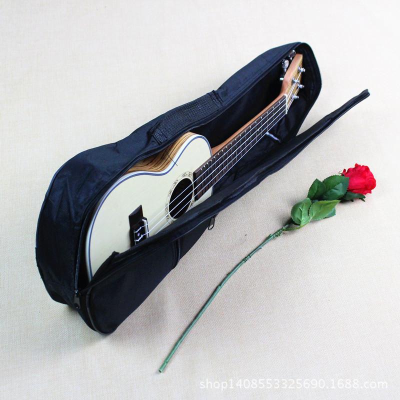 21/23/26寸尤克里里海绵包 ukulele小吉他棉包 乌克丽丽琴包(用24.7元券)