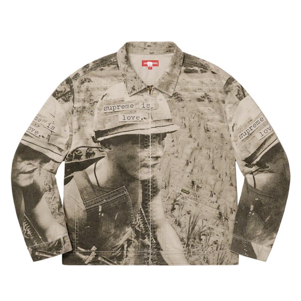 19fw is love denim work jacket exclusive
