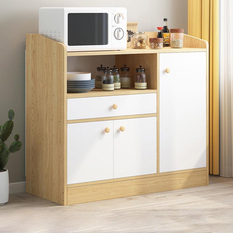 简约餐边柜现代客厅茶水柜厨房收纳柜多功能储物柜放碗柜橱柜家用