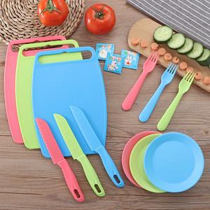 切水果儿童幼儿园水果刀具瓜果刀板