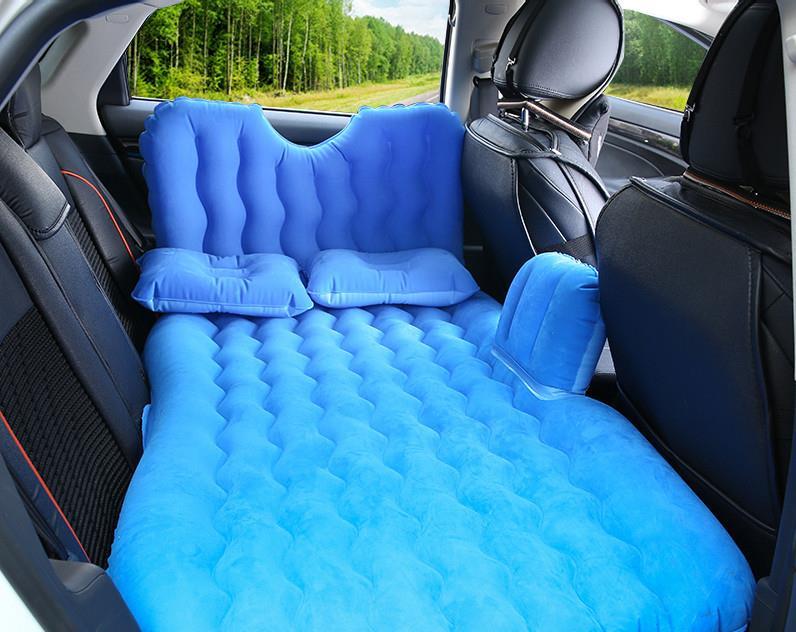 车载充气床汽车用品睡觉床垫后排旅行床轿车内后座SUV睡垫气垫床限4000张券