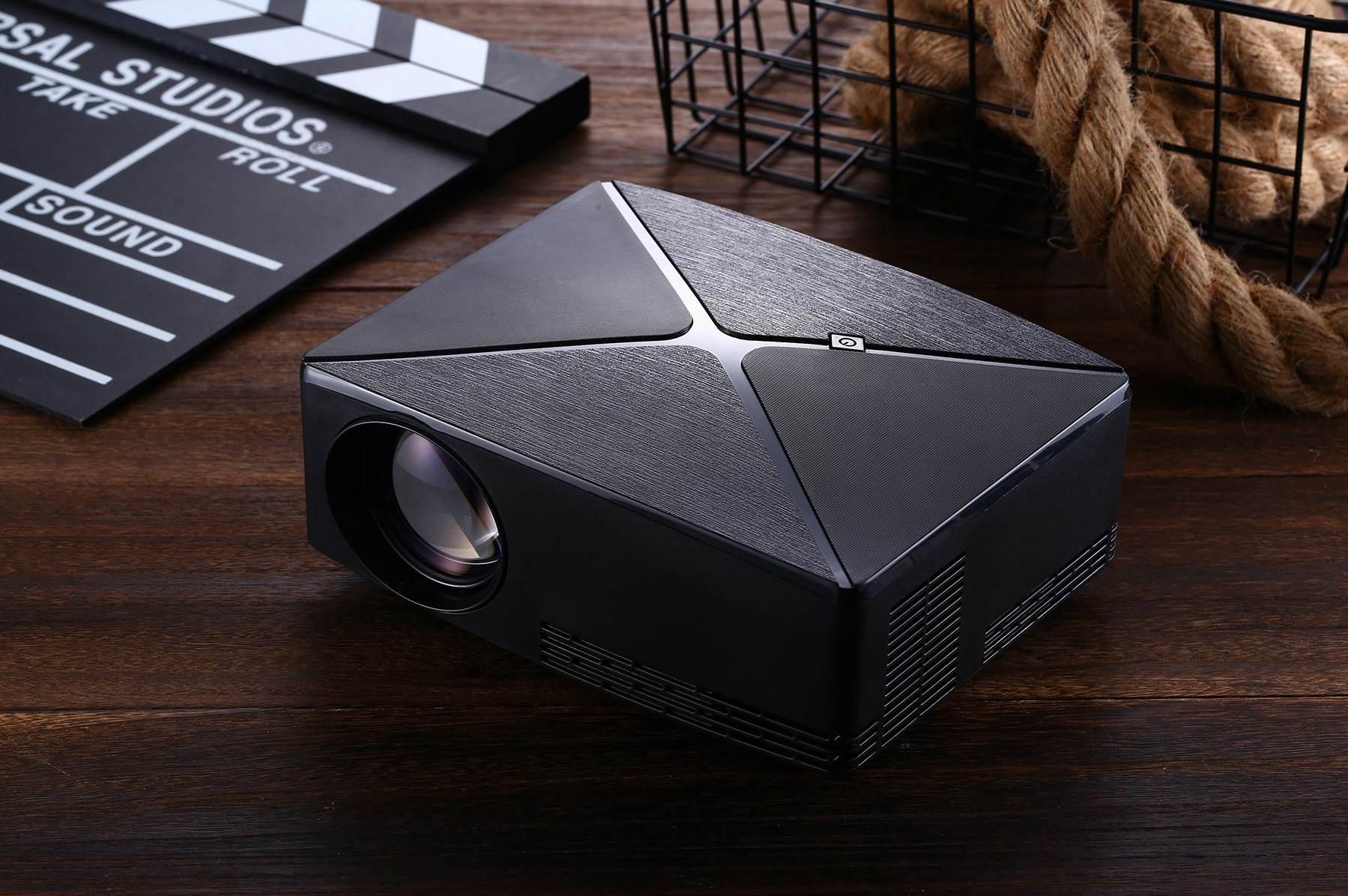 热销0件包邮货号333 c80家用智能办公投影仪