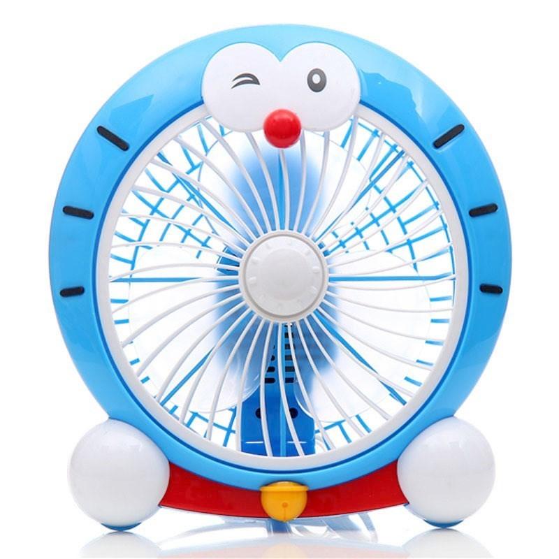 迷你小型电风扇宿舍寝学生床上静音无叶电扇 室空调制冷办公室桌假一赔三