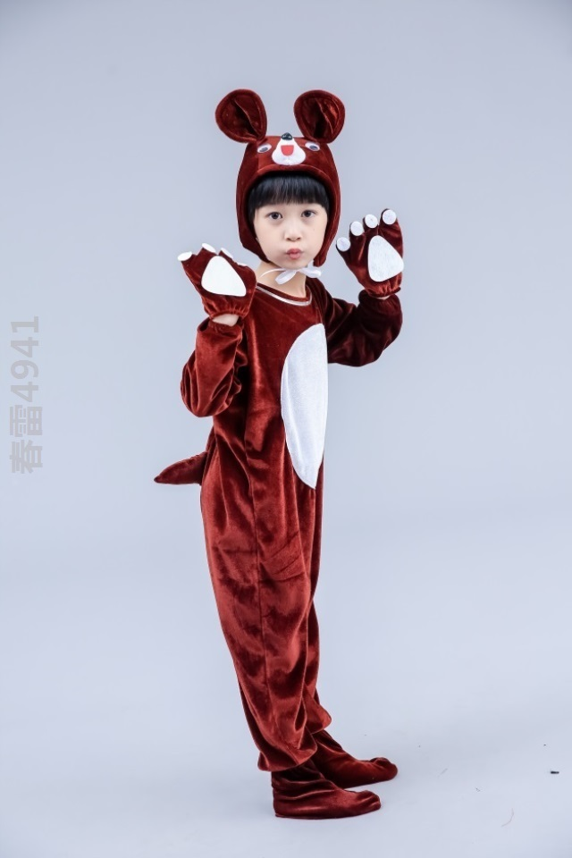 Cartoon character costume doll costume childrens circle role play clothing baby children cartoon performance stage boy boy