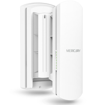 Mercury wireless bridge elevator monitoring 1-5-15km 5.8G high-power outdoor remote point-to-point bridge Poe transceiver 2.4G outdoor AP home WiFi one to many 5g Bridge