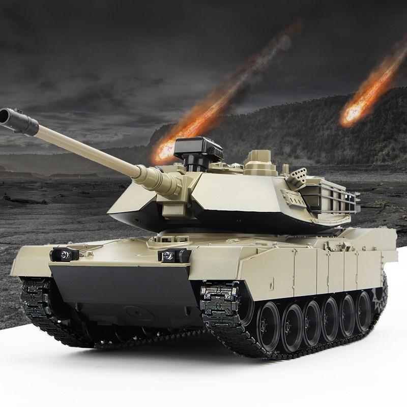 超高速遥控车可发射四驱开炮水枪电动坦克对战特技车玩具车坦克。
