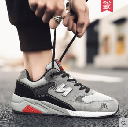 豪新百伦斯凯NB999冬季跑步鞋子男潮2019新款百搭休闲运动男鞋秋图片