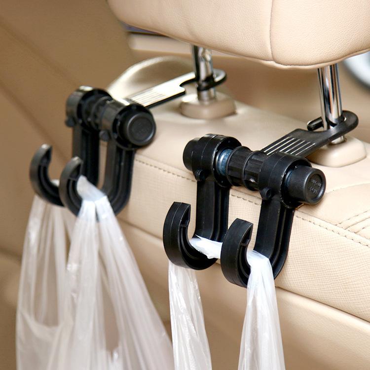 汽车椅背挂钩车载其他车内物品多功能置物内饰座椅头枕驾乘用品