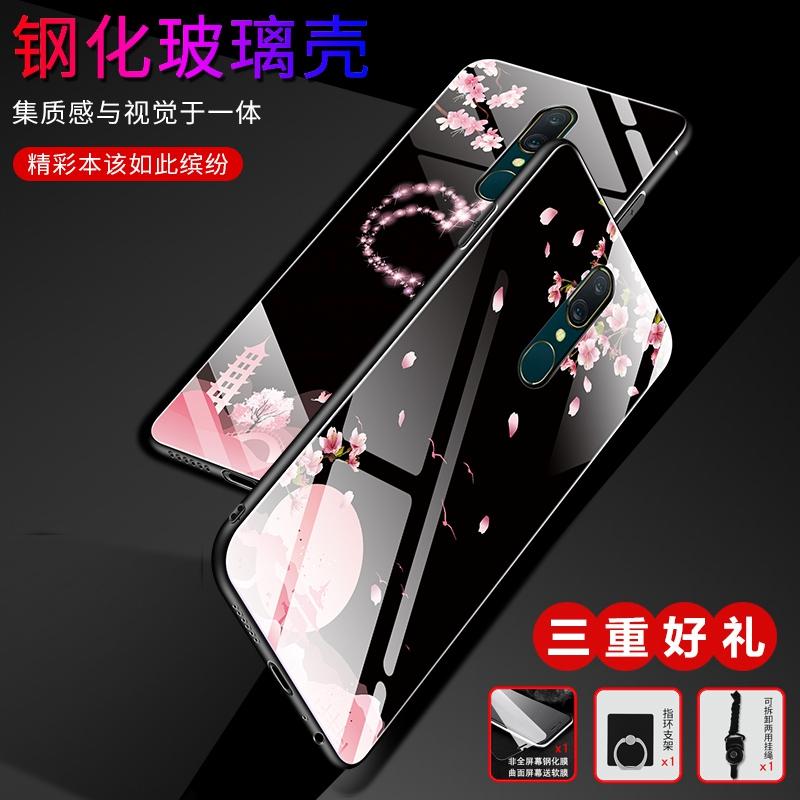 12月06日最新优惠oppoa9手机壳opooa套oppo a9t玻璃opa软opp0a9硅胶opp