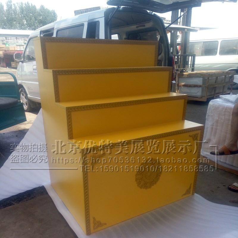 木质新款佛牌展示柜泰国家用柜