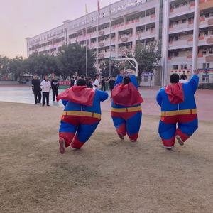 恐龙骑行服装霸王龙天马儿童节日学校亲子cos活动相扑充气衣服装