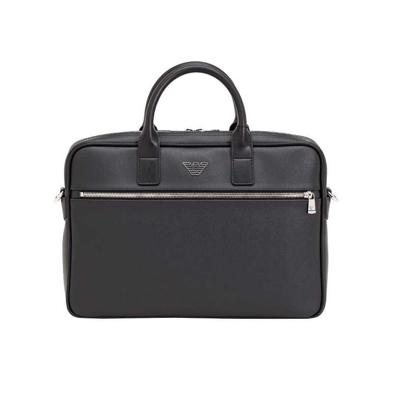 Directly-operated Emporio Armani Armani Men's Single Shoulder Briefcase Y4P119 YLA0E