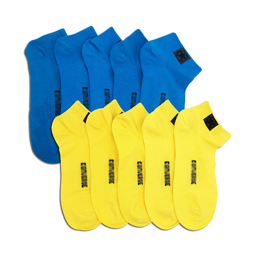 男袜纯色字母短袜纯棉低腰袜运动短筒袜