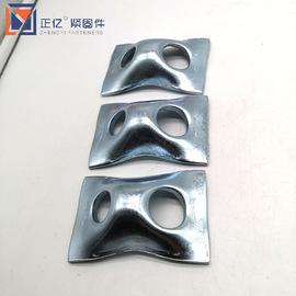 优质镀锌国标钢结构元宝垫 钢结构水平支撑垫 元宝垫片图片
