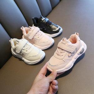宝宝鞋子1-3岁男女童加绒婴幼儿软底宝宝鞋秋冬款小童二棉运动鞋5