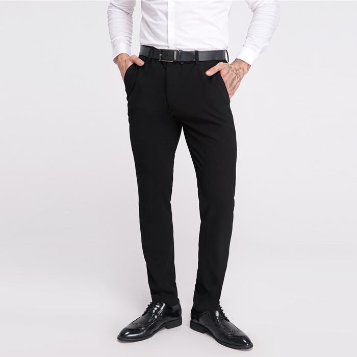 Grace Homme mens pants pants casual pants suit pants slim tight version Leggings business