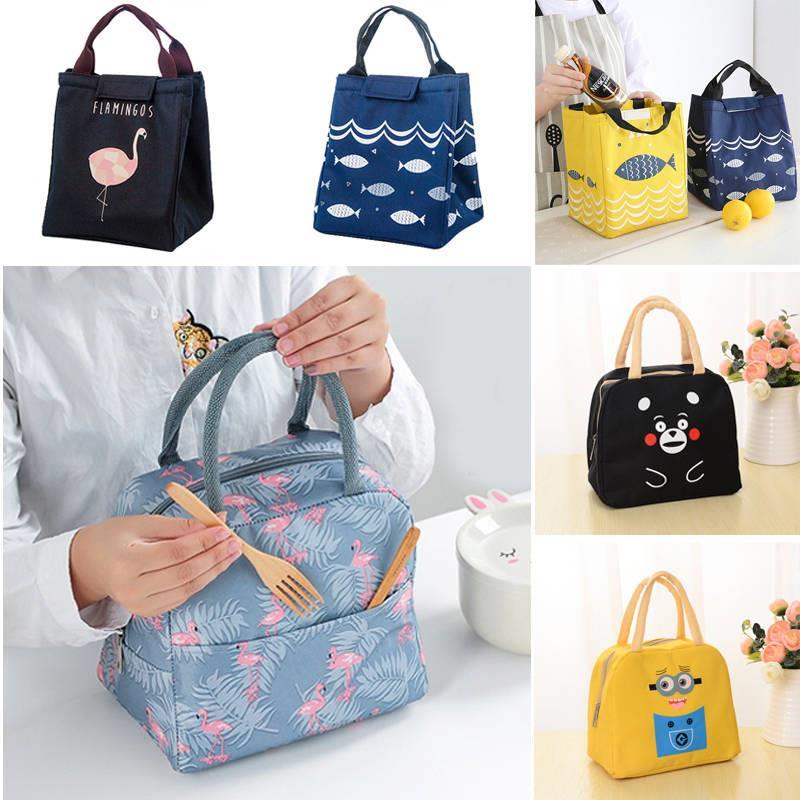 韩国饭盒袋学生拎袋午餐正品保证