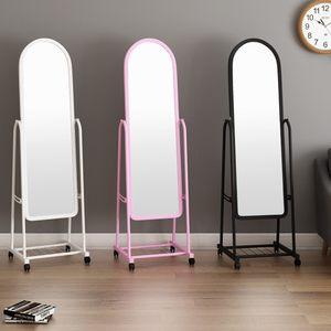 穿衣镜家用全身镜落地镜宿舍镜墙壁挂镜浴室镜卧室大镜子服装店镜