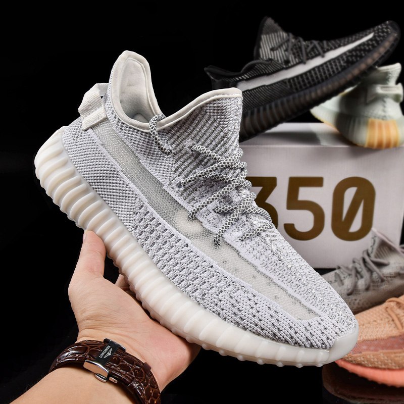 Coco shoes 350v2 mens shoes stars all over the sky angel womens shoes Terra Cotta Warriors Asian limited summer fashion sports shoes