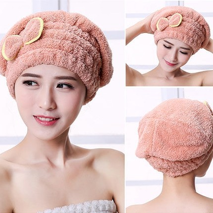 干发帽超强吸水长发速干加厚毛巾