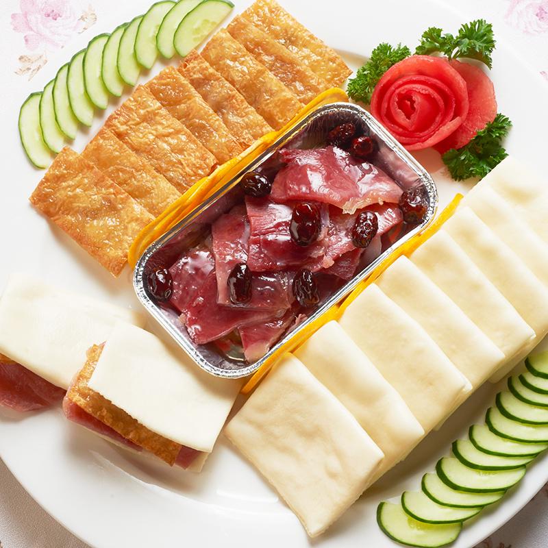 大富貴まで、双方の豚肉があっさりしている星ランクのホテルの特色の個人の部屋料理の宴会の料理の半分は品物の料理の10人分になります。