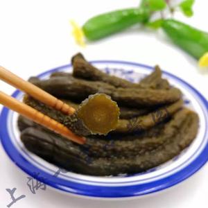 上海三林系列小青瓜500g七宝酱黄瓜
