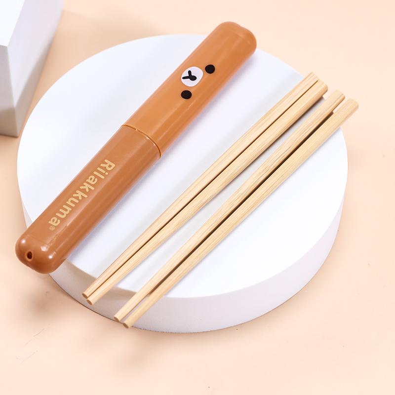【2双】儿童筷子家用宝宝训练筷套装