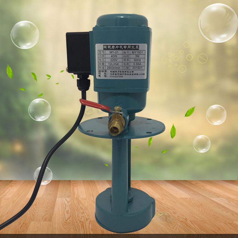 磨边机配套水泵 抽水泵 眼镜磨片机通用水泵 冷却泵 精功通用