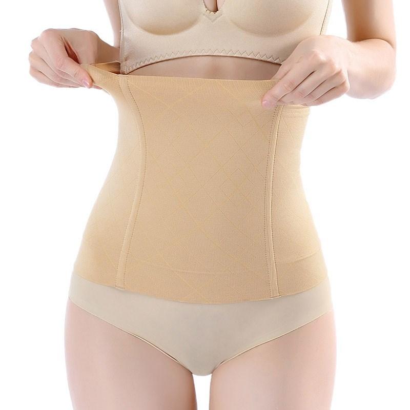 產後收腹带女士瘦身束腹燃脂塑身衣美体收腰封冬季束腰带束缚收复热销0件限时秒杀