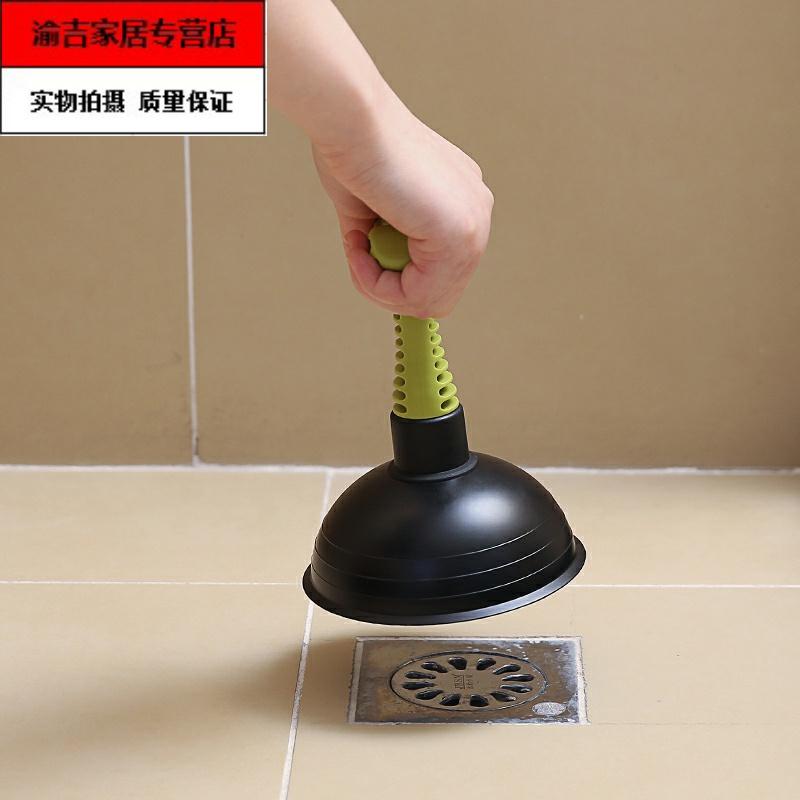 水槽防堵管道疏通器吸拉器厨房管道防堵塞水槽清洁疏通神器水拔子,可领取1元天猫优惠券