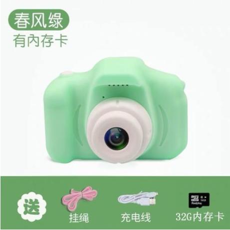 儿童照相机小型玩具可拍照5岁以上10岁男女小孩学生高清数码随身